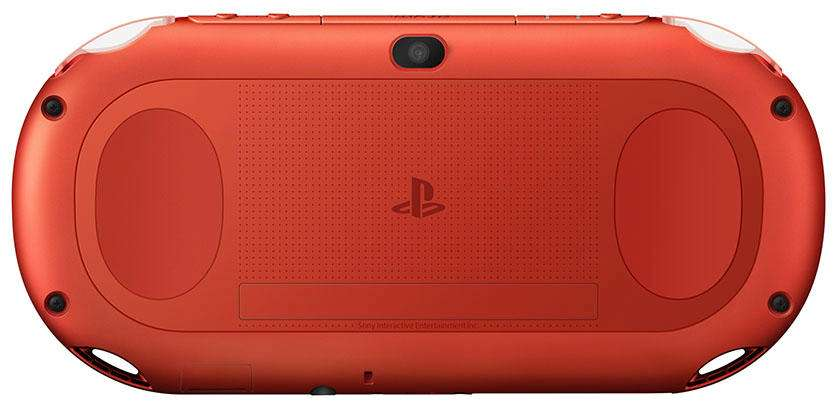 PS Vita Metallic Red