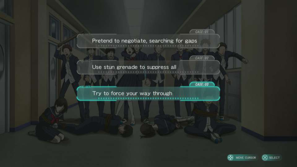 Psycho-Pass: Mandatory Happiness PS Vita