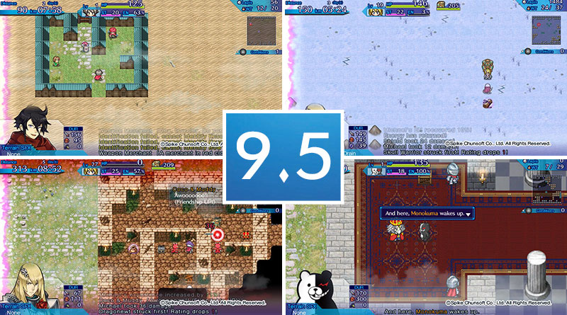 Review Mystery Chronicle: One Way Heroics PS Vita