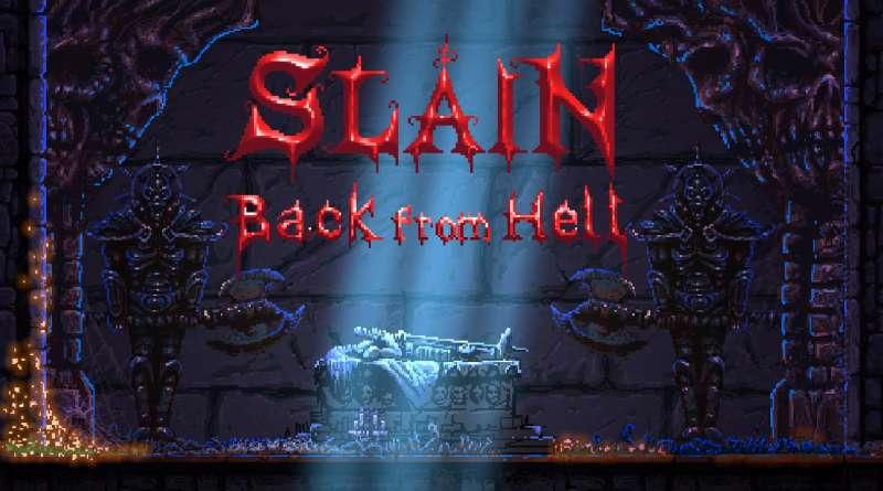 Slain: Back from Hell PS Vita PS4