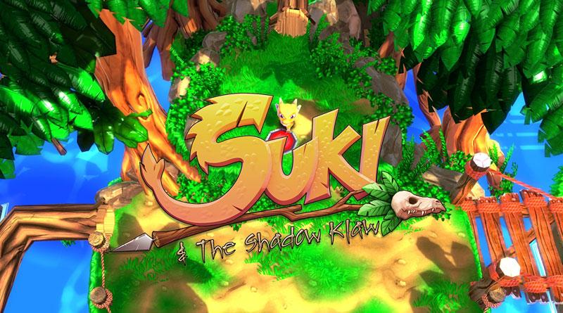 Suki & the Shadow Klaw PS Vita PS4