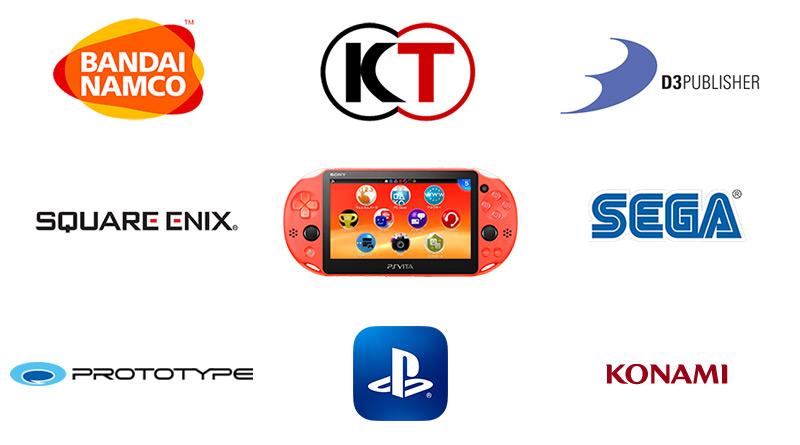 Tokyo Game Show 2016 PS Vita Lineup