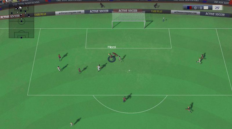 Active Soccer 2 DX PS Vita PS4