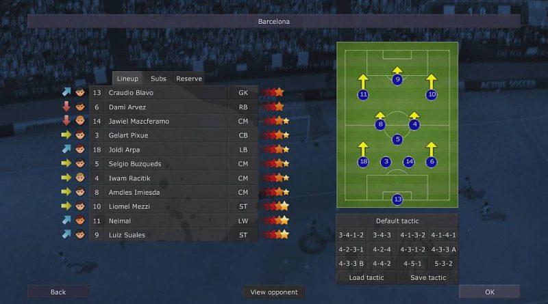 Active Soccer 2 DX PS Vita PS4