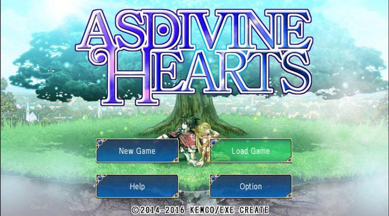 Asdivine Hearts PS Vita PS3 PS4