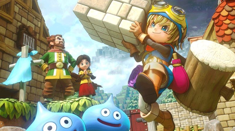 Dragon Quest Builders PS Vita PS4