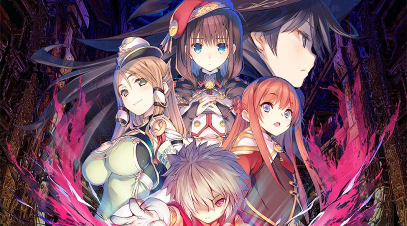 Dungeon Travelers 2-2 PS Vita