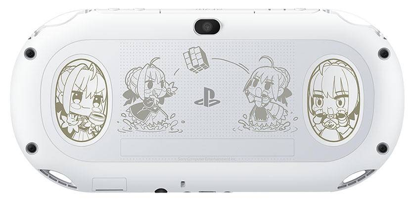 Fate/Extella: The Umbral Star PS Vita Edition