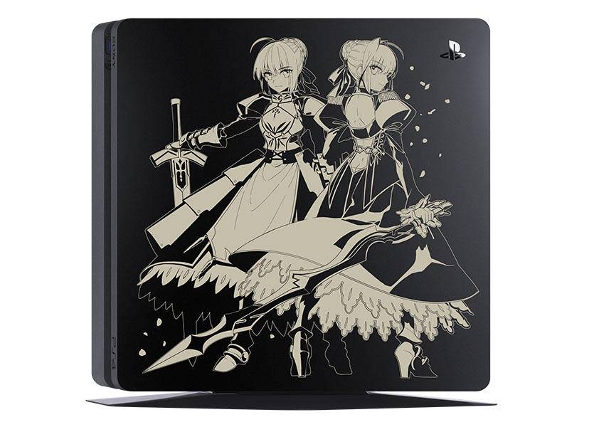 Fate/Extella: The Umbral Star PS4 Edition