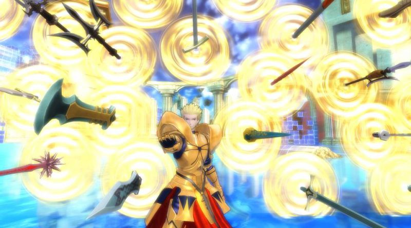 Fate/Extella: The Umbral Star PS Vita PS4