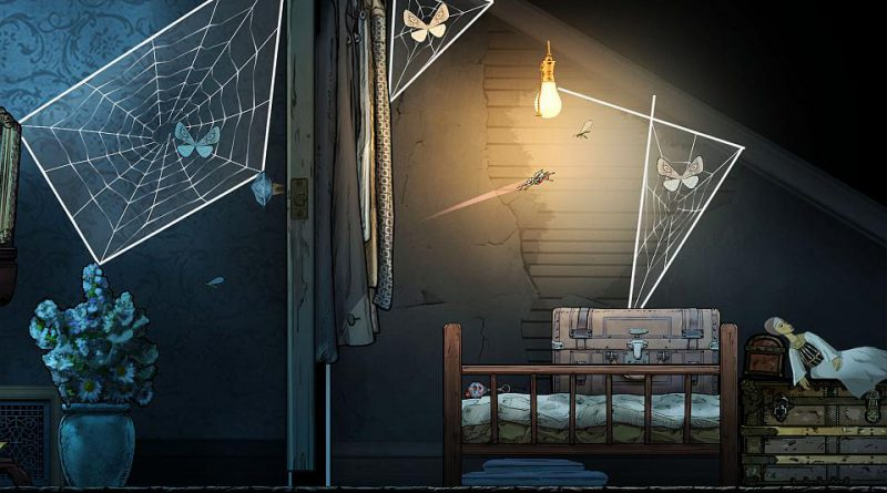 Spider: Rite of the Shrouded Moon PS Vita PS4