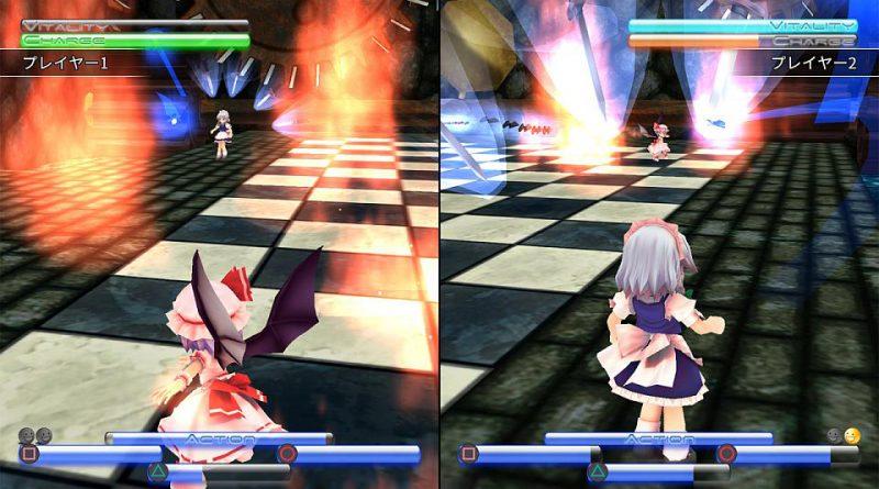 Touhou Koubuto V PS Vita PS4