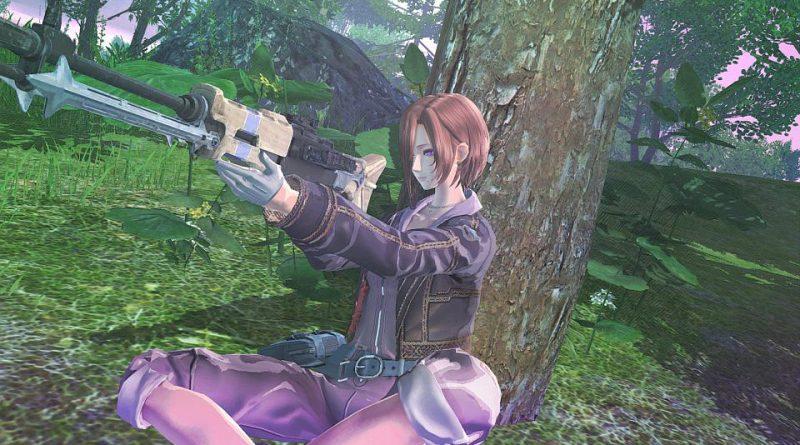 Valkyria: Azure Revolution PS Vita PS4