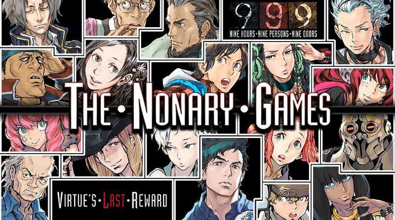 Zero Escape: The Nonary Games PS Vita PS4