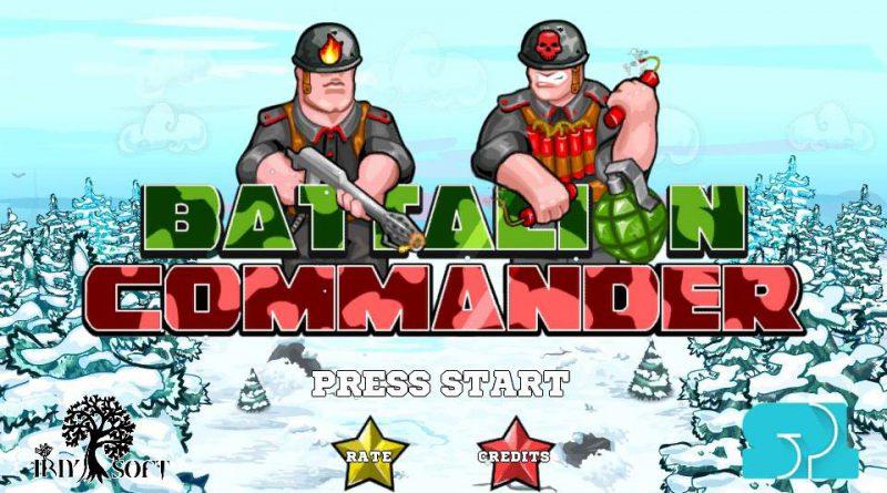 Battalion Commander PS Vita PS4