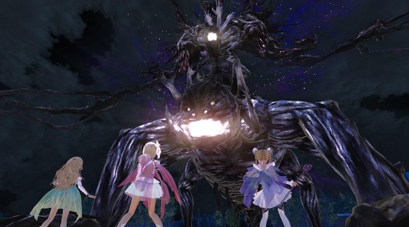 Blue Reflection: Sword of the Girl Dancing in Illusion PS Vita PS4