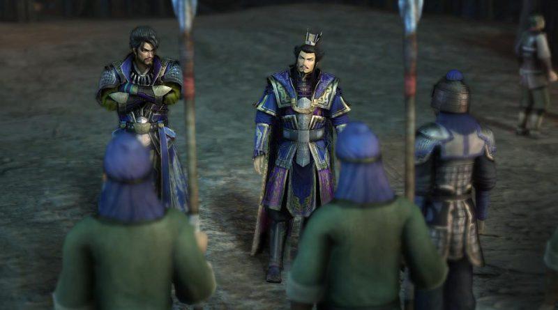 Dynasty Warriors: Godseekers PS Vita PS4
