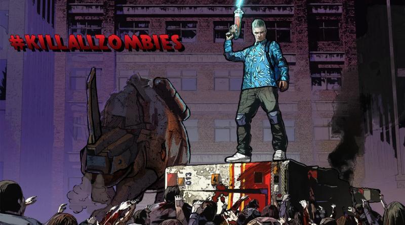 #KILLALLZOMBIES PS Vita