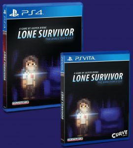 Lone Survivor: The Director's Cut PS Vita PS4