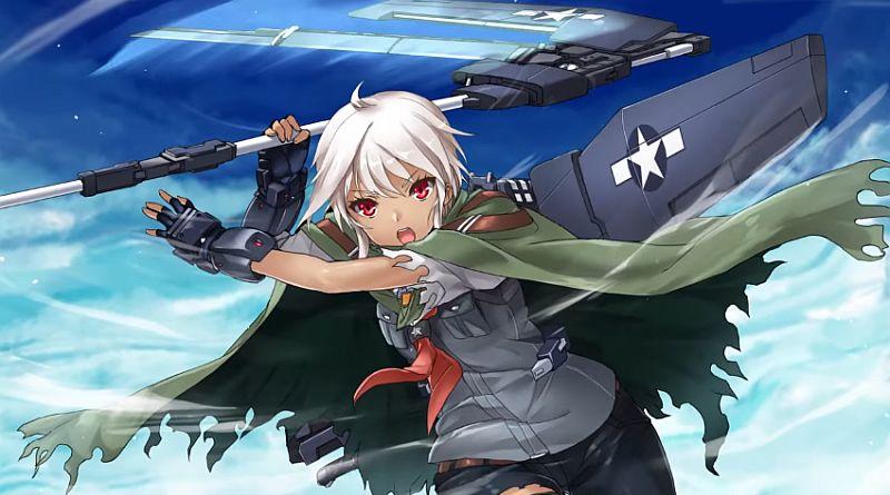 Moe Moe World War II 3 PS Vita PS4