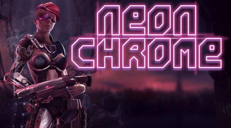 Neon Chrome PS Vita