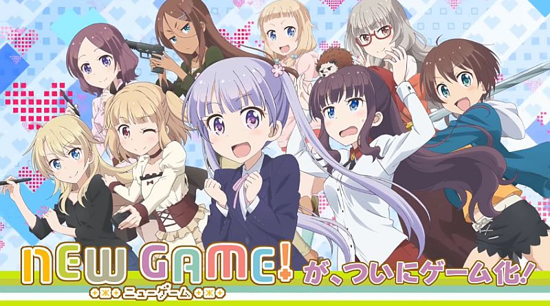 New Game! The Challenge Stage! PS Vita PS4