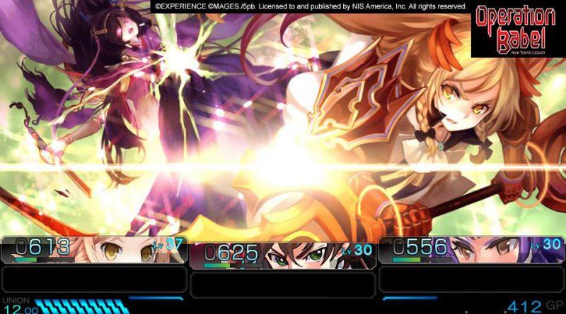 Operation Babel: New Tokyo Legacy PS Vita