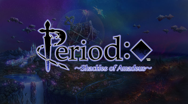 Period: Cube ~Shackles of Amadeus~ PS Vita