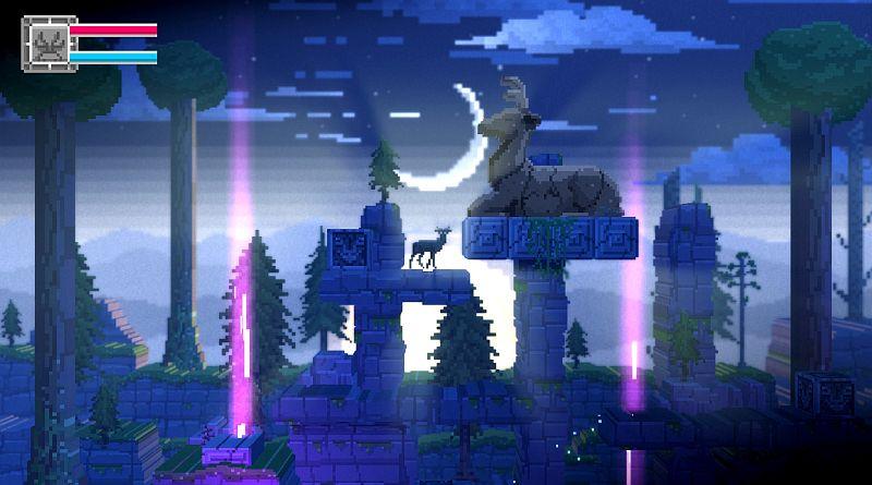 The Deer God PS Vita PS4