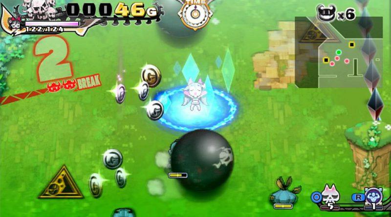 The Princess is Money-Hungry PS Vita