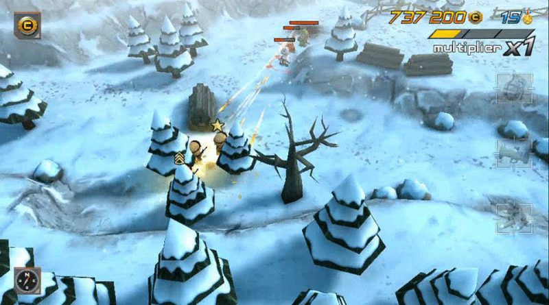 Tiny Troopers Joint Ops PS Vita