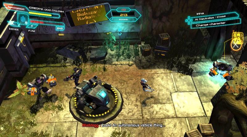 Wanted Corp. PS Vita