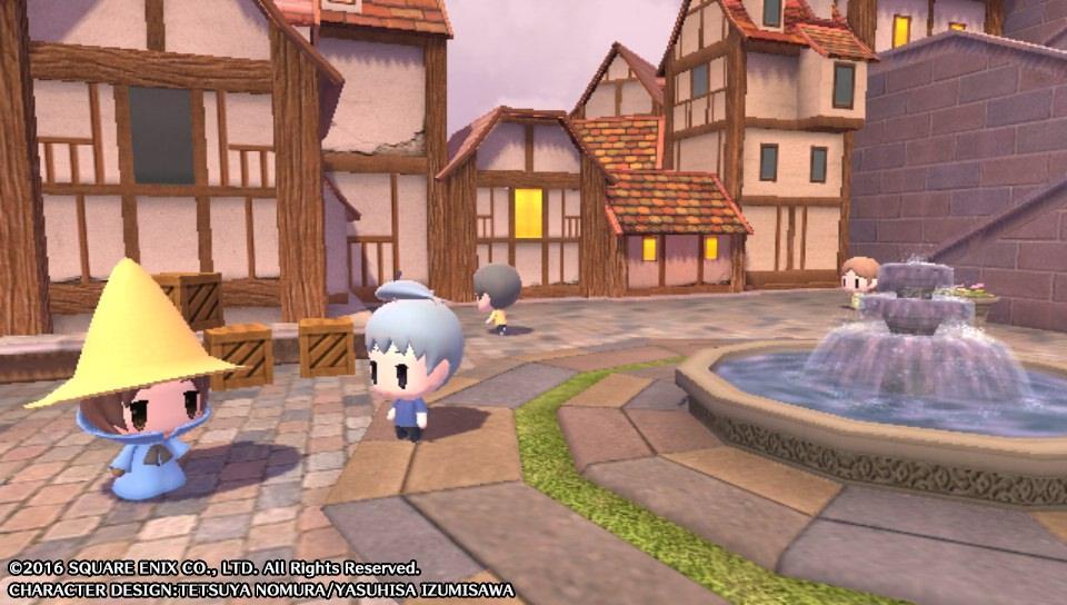 World of Final Fantasy PS Vita