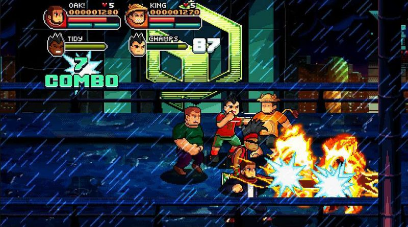 99Vidas - The Game PS Vita PS4