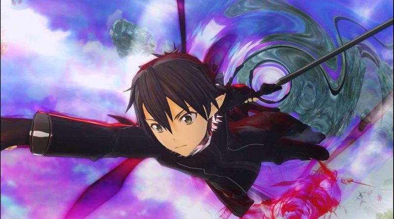 Accel World VS Sword Art Online: Millennium Twilight PS Vita PS4