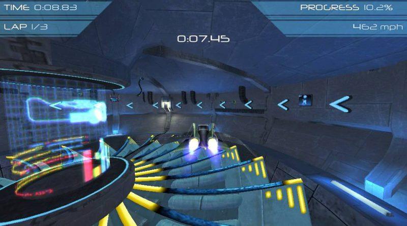 Air Race Speed PS Vita