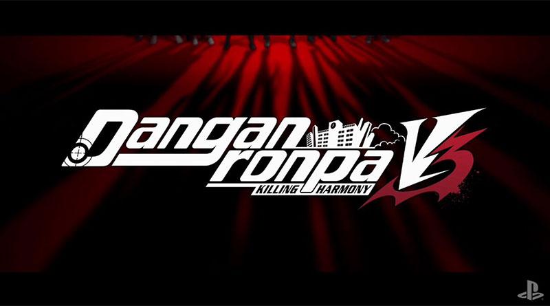 New Danganronpa V3: Killing Harmony PS Vita PS4