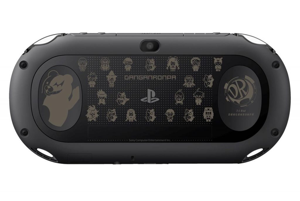 Danganronpa V3 Black PS Vita Edition