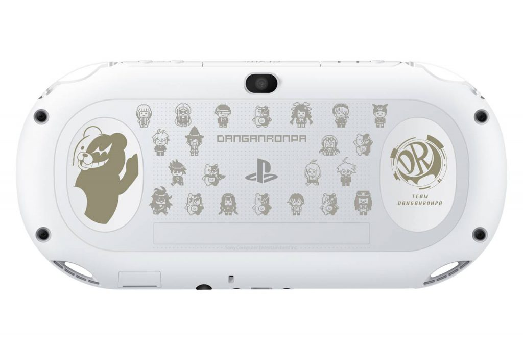 Danganronpa V3 Glacier White PS Vita Edition