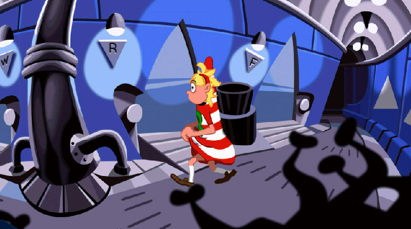 Day of the Tentacle Remastered PS Vita