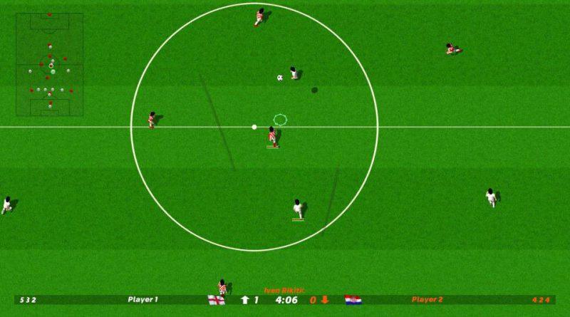 Dino Dini's Kick Off Revival PS Vita PS4