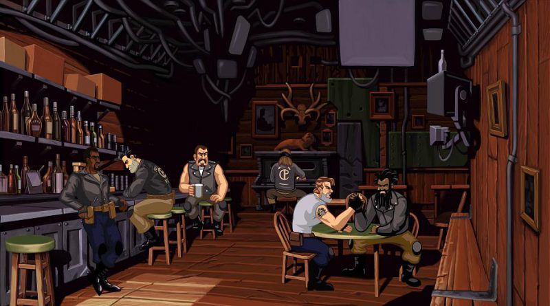 Full Throttle Remastered PS Vita PS4