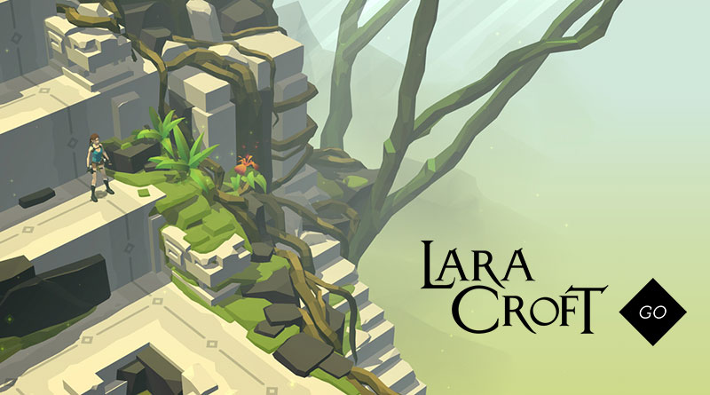 Lara Croft GO PS Vita PS4