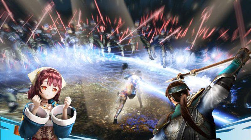 Musou Stars PS Vita PS4