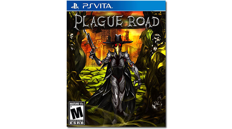 Plague Road PS Vita PS4