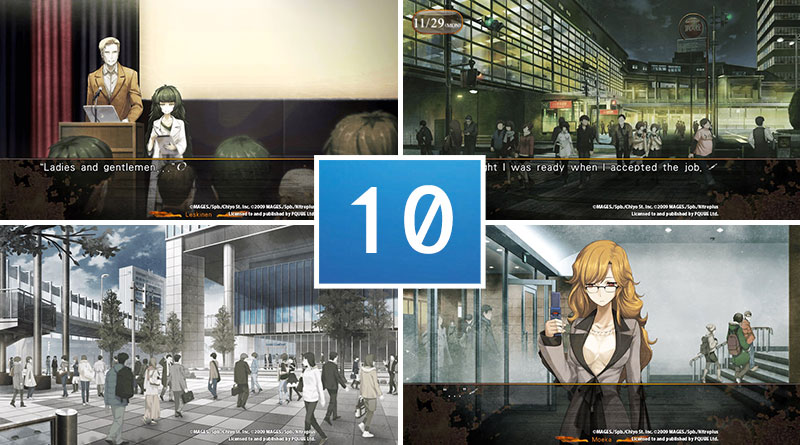 Review Steins;Gate 0 PS Vita