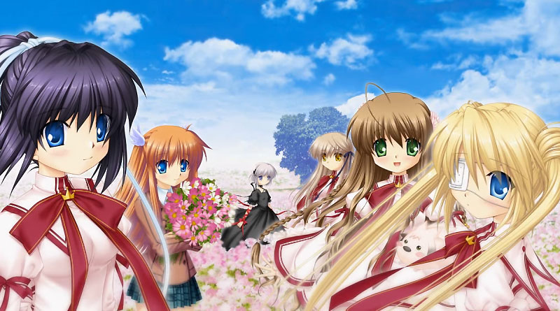 Rewrite Harvest Festa! PS Vita