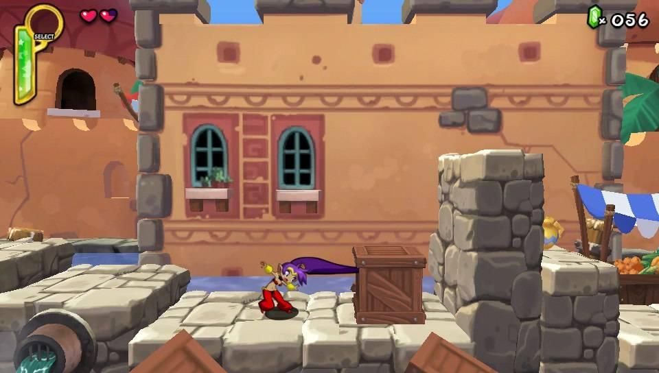 Shantae: Half-Genie Hero PS Vita