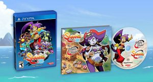 Shantae: Half-Genie Hero Risky Beats PS Vita Edition