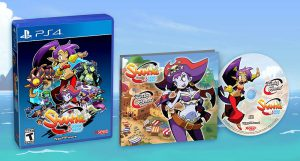 Shantae: Half-Genie Hero Risky Beats PS4 Edition